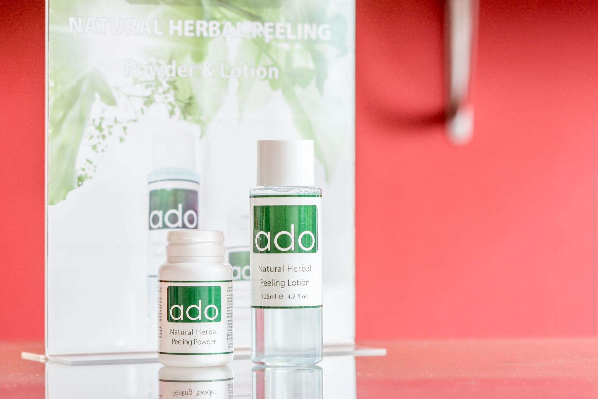 Beautysalon Davida Ado Natural Herbal Peeling